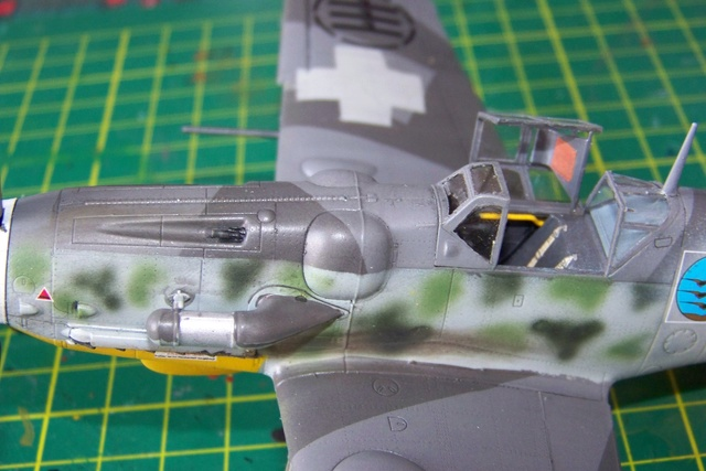 Bf 109 G-6 Erla Eduard Weekend 1/48 Reggia Aeronatica (Fini) - Page 2 917910