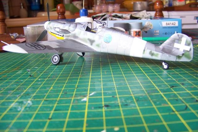 Bf 109 G-6 Erla Eduard Weekend 1/48 Reggia Aeronatica (Fini) - Page 2 919910