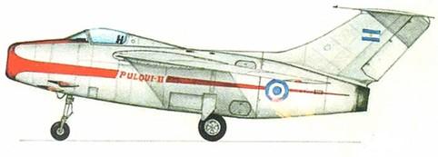 Guerre Froide 1/48 Lavochkine La-15 Fantail( Mars Models) 91_310