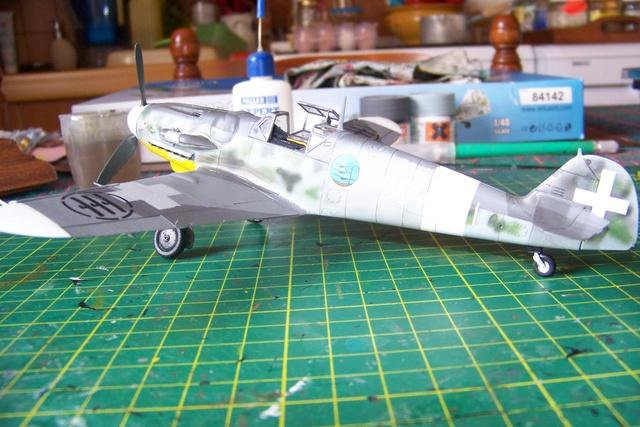 Bf 109 G-6 Erla Eduard Weekend 1/48 Reggia Aeronatica (Fini) - Page 2 920910