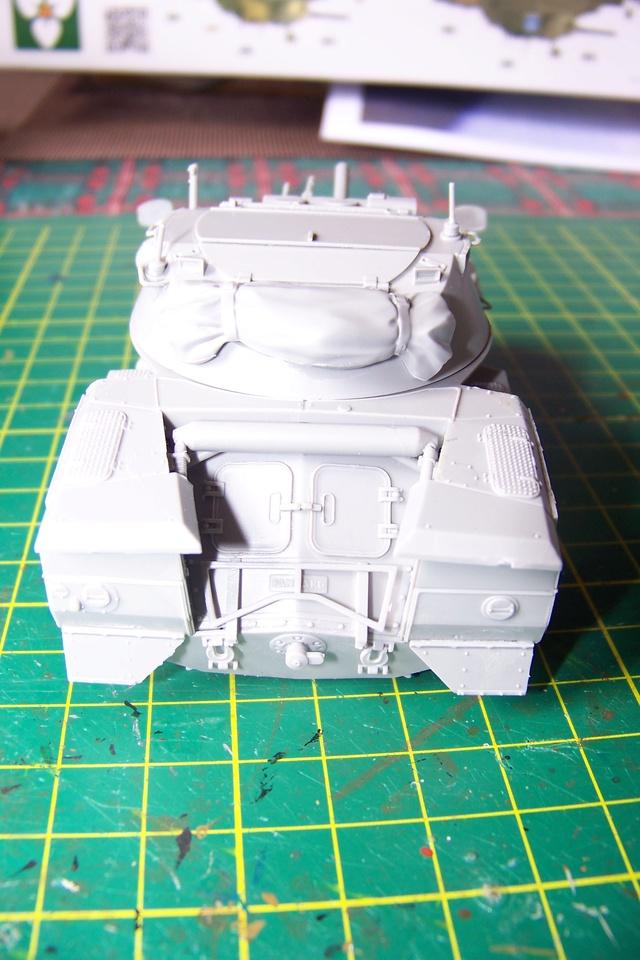 AML-60 TAKOM 1/35 ( CARENTAN) FINI 938510