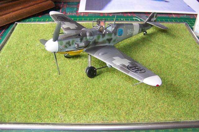 Bf 109 G-6 Erla Eduard Weekend 1/48 Reggia Aeronatica (Fini) - Page 2 943610