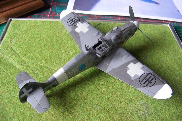 Bf 109 G-6 Erla Eduard Weekend 1/48 Reggia Aeronatica (Fini) - Page 2 945910