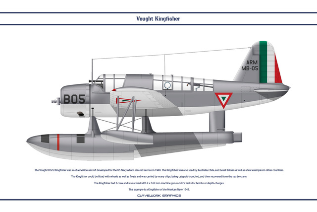 "Vought OS2U ""Kingfisher"" (1:72 Lindberg) Kingfi10"