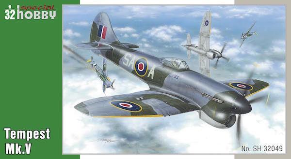 Defi AMO-61 Hawker Tempest Special Hobby 1/32 S-l16011