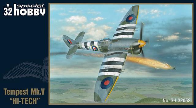 Defi AMO-61 Hawker Tempest Special Hobby 1/32 Sh320510