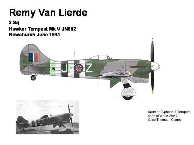 Defi AMO-61 Hawker Tempest Special Hobby 1/32 Ydua2310