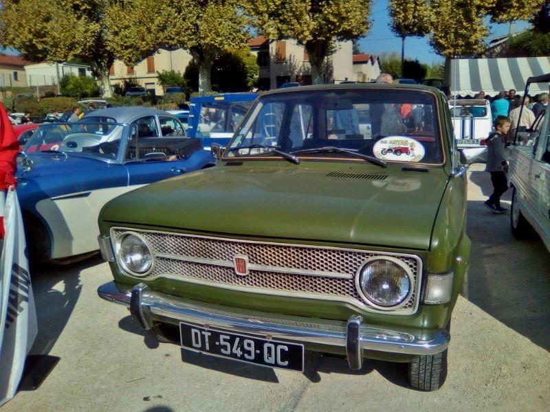 Rassemblement véhicules anciens de ROUSSILLON (Isère), Dimanche 24 Septembre 2017 106_im10