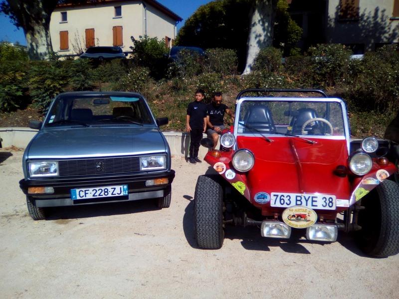 Rassemblement véhicules anciens de ROUSSILLON (Isère), Dimanche 24 Septembre 2017 95_img10