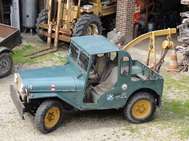 Jeep de fabrication Française S-l16010