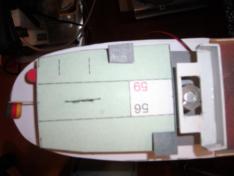 Binnenschiff BARGE / Schreiber 1:100 als RC-Modell - Seite 4 Dsci0020
