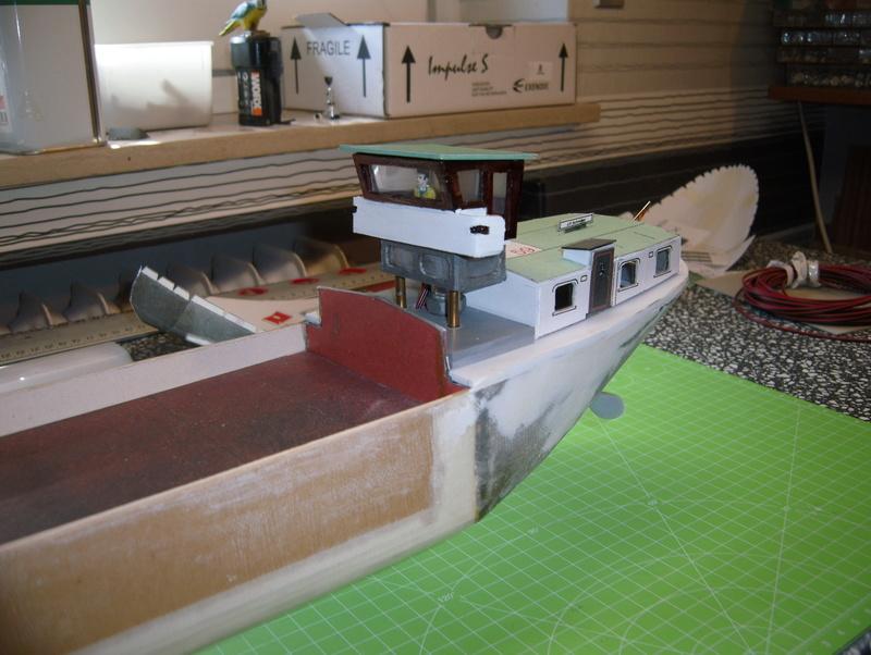 Binnenschiff BARGE / Schreiber 1:100 als RC-Modell - Seite 4 Dsci0021