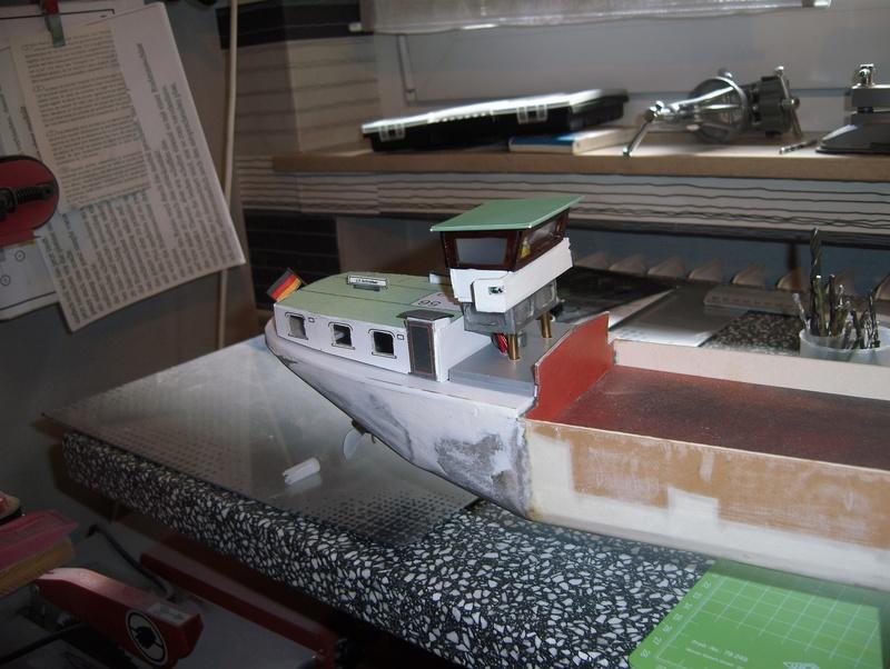 Binnenschiff BARGE / Schreiber 1:100 als RC-Modell - Seite 4 Dsci0025
