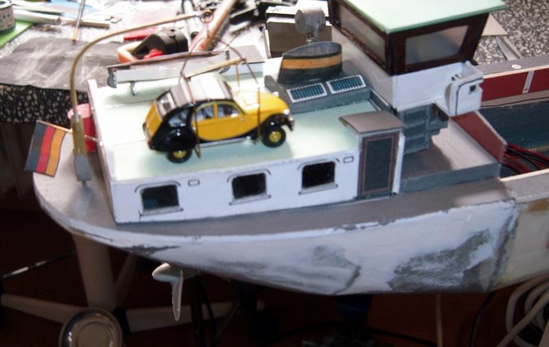 Binnenschiff BARGE / Schreiber 1:100 als RC-Modell - Seite 6 Dsci0035