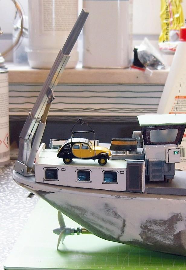 Binnenschiff BARGE / Schreiber 1:100 als RC-Modell - Seite 6 Dsci0037