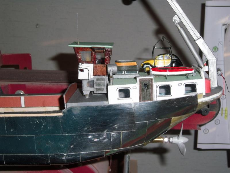Binnenschiff BARGE / Schreiber 1:100 als RC-Modell - Seite 6 Dsci0041