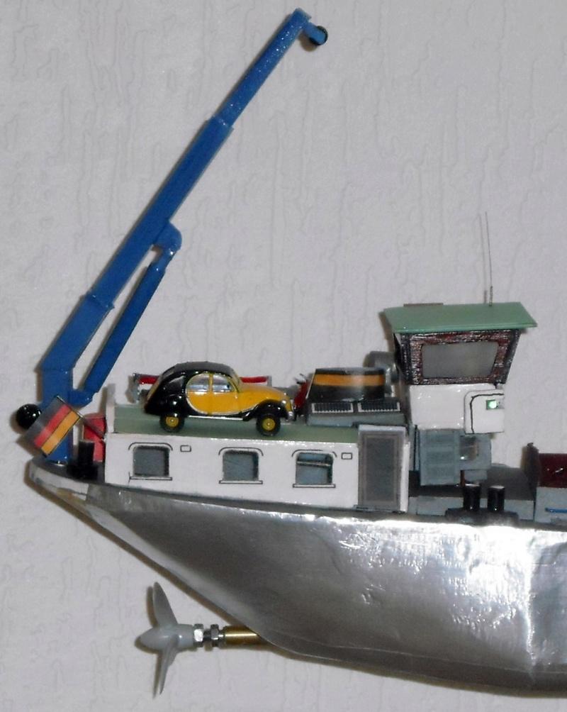Binnenschiff BARGE / Schreiber 1:100 als RC-Modell - Seite 6 Dsci0049
