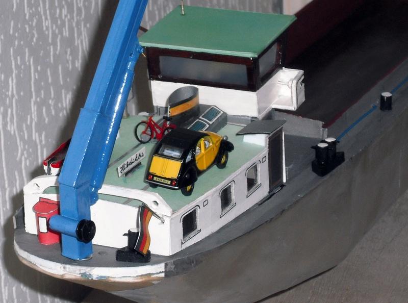Binnenschiff BARGE / Schreiber 1:100 als RC-Modell - Seite 6 Dsci0050