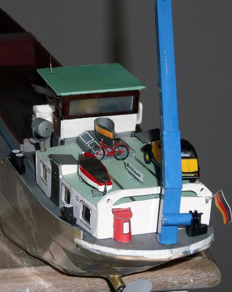 Binnenschiff BARGE / Schreiber 1:100 als RC-Modell - Seite 6 Dsci0051