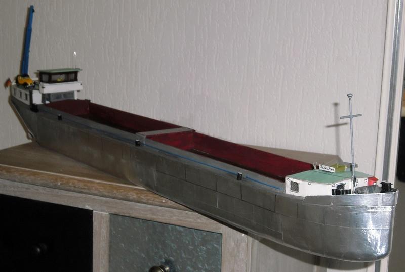 Binnenschiff BARGE / Schreiber 1:100 als RC-Modell - Seite 6 Dsci0053