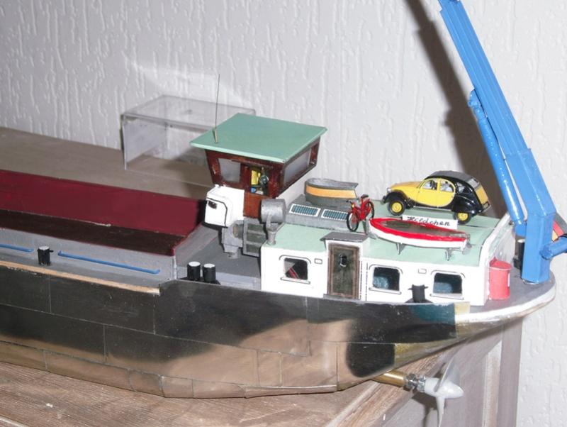 Binnenschiff BARGE / Schreiber 1:100 als RC-Modell - Seite 6 Dsci0055