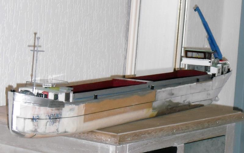 Binnenschiff BARGE / Schreiber 1:100 als RC-Modell - Seite 6 Dsci0056