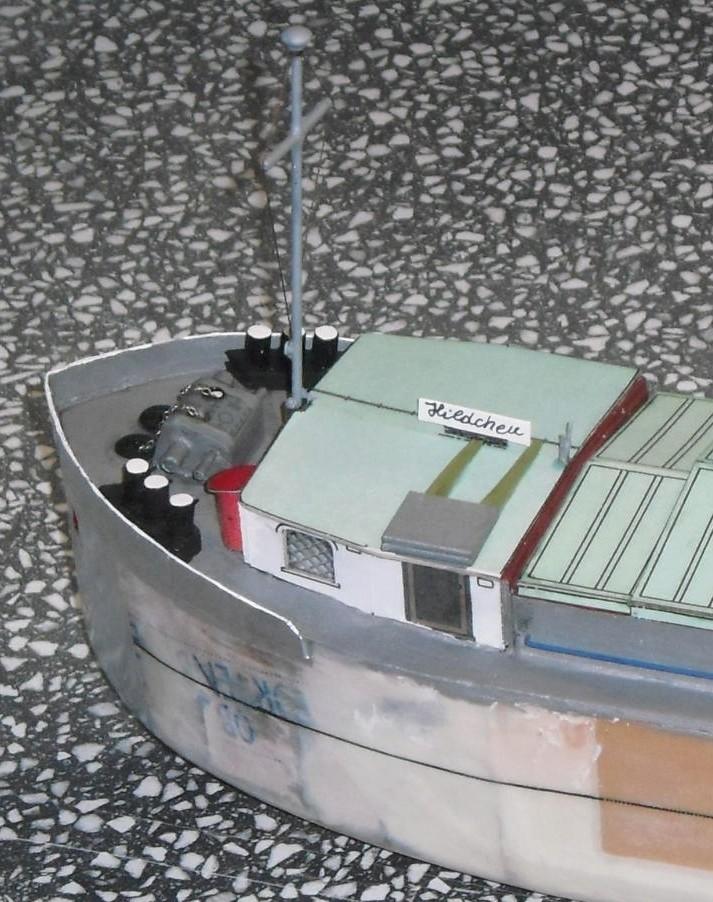 Binnenschiff BARGE / Schreiber 1:100 als RC-Modell - Seite 8 Dsci0068