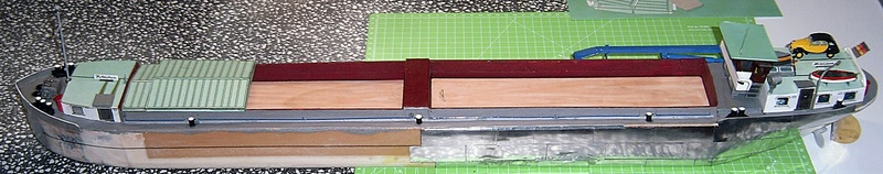 Binnenschiff BARGE / Schreiber 1:100 als RC-Modell - Seite 8 Dsci0070
