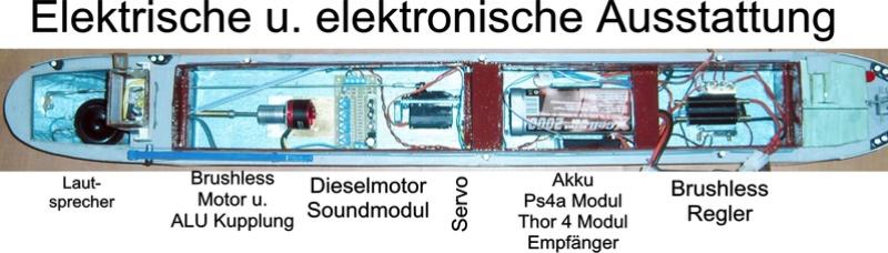 Binnenschiff BARGE / Schreiber 1:100 als RC-Modell - Seite 8 Dsci0071