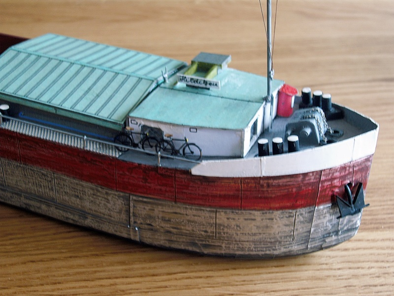 Binnenschiff BARGE / Schreiber 1:100 als RC-Modell - Seite 9 Dsci0087