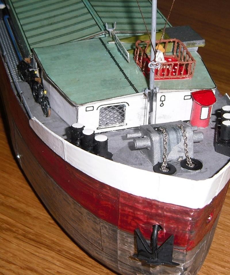Binnenschiff BARGE / Schreiber 1:100 als RC-Modell - Seite 10 Dsci0090