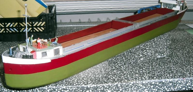 Binnenschiff BARGE / Schreiber 1:100 als RC-Modell - Seite 10 Dsci0096