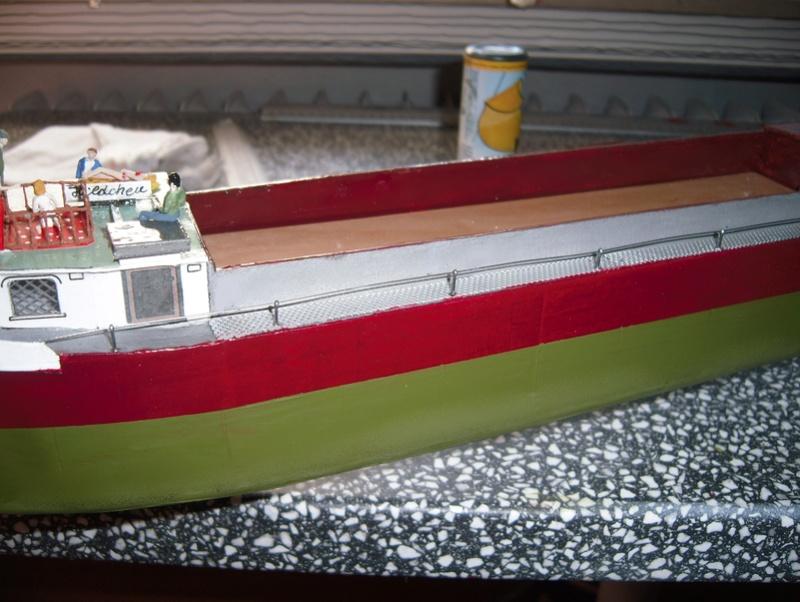 Binnenschiff BARGE / Schreiber 1:100 als RC-Modell - Seite 10 Dsci0098