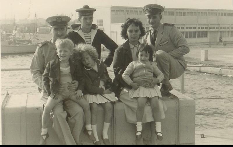 [Les ports militaires de métropole] TOULON au début des années 60 - Page 24 Numyri12
