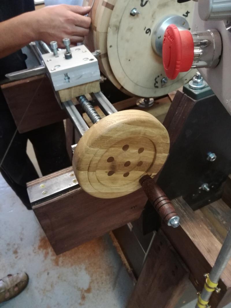 Réalisation de futs de batterie en bois tourné - Page 9 Img_2022