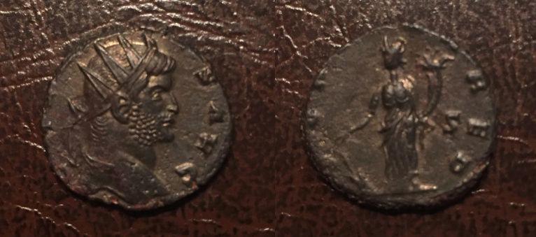 Monnaies à identifier (Tetricus, Probus, Gallien...) Gallie10