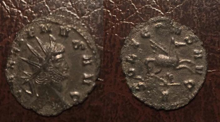 Monnaies à identifier (Tetricus, Probus, Gallien...) Gallie12