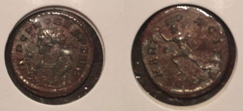 Monnaies à identifier (Tetricus, Probus, Gallien...) Probus12
