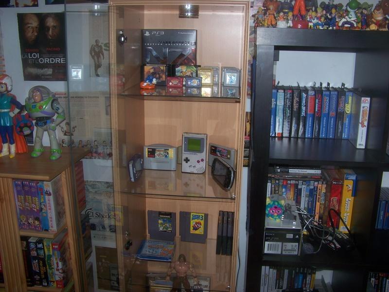 ma Game Room !  100_2013