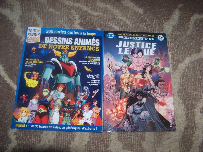 Mes autres collections de BD manga,livre et comics - Page 2 100_2016