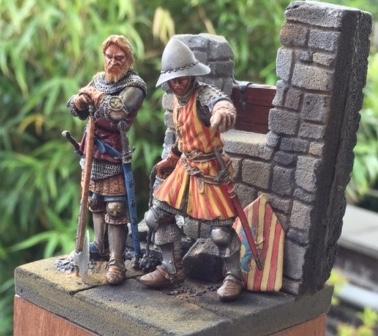 chevalier Amaury VI de Montfort et alain de courcy Fullsi17