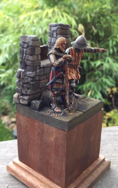 chevalier Amaury VI de Montfort et alain de courcy Fullsi19