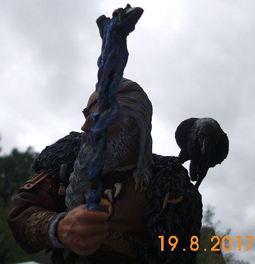 Nutsplanet NP-B023 - Odin, the ruler of Asgard - Resinbüste 1/10 - Galeriebilder 5o6c10