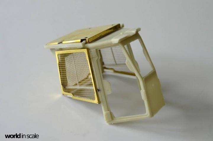 Caterpillar D6K Bulldozer - 1/35 by MMK Models E43k3x10
