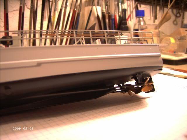 Revell Schnellboot S100 1/72 - FERTIG - Seite 3 P1-117