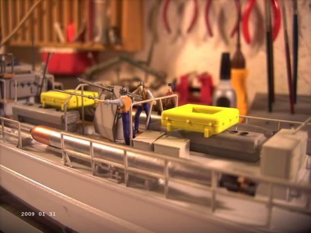 Revell Schnellboot S100 1/72 - FERTIG - Seite 3 P122