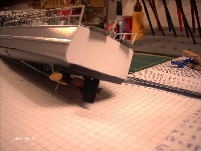 Revell Schnellboot S100 1/72 - FERTIG - Seite 3 P2-117