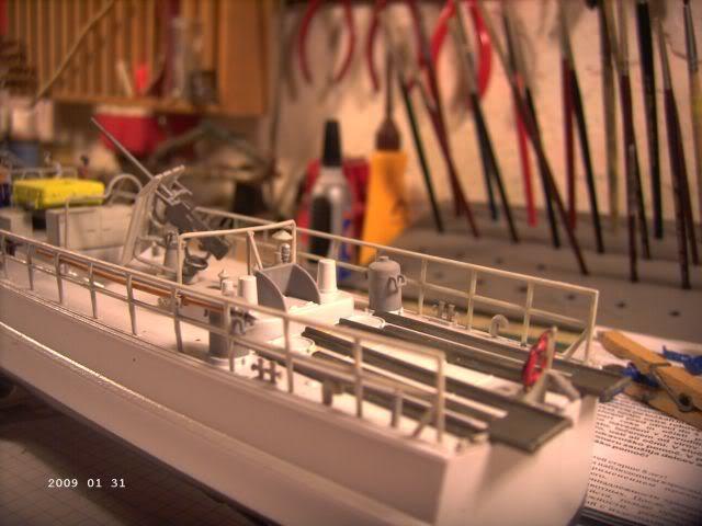 Revell Schnellboot S100 1/72 - FERTIG - Seite 3 P320