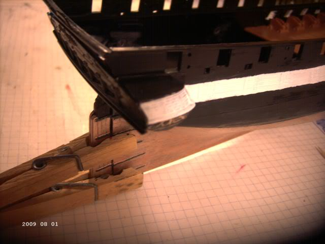 Baubericht Revell 05600 Constitution / Old Ironsides 1/111 - Beendet!!! P4-212