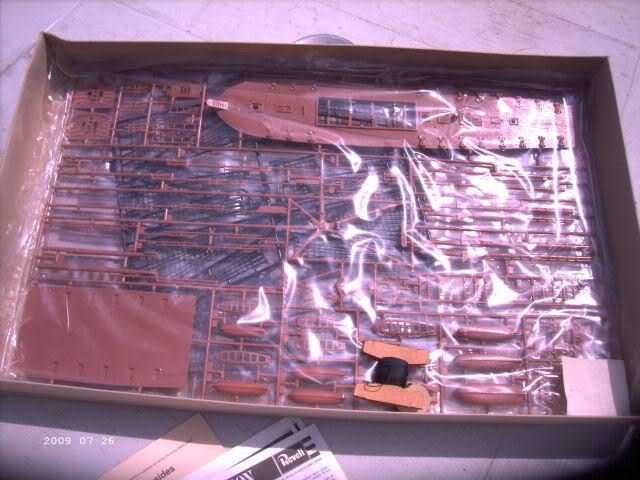 Baubericht Revell 05600 Constitution / Old Ironsides 1/111 - Beendet!!! P416